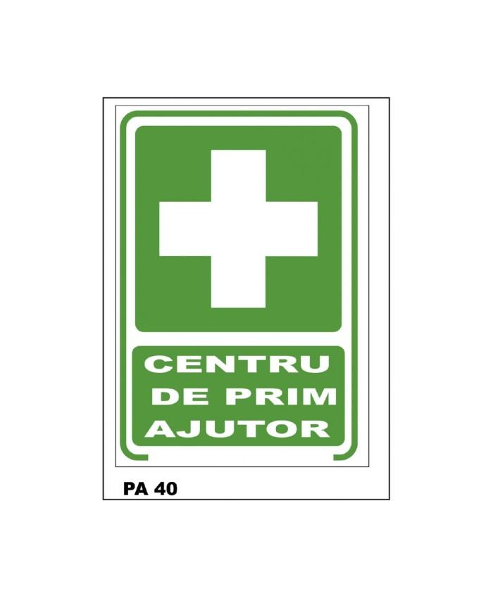 Indicatoare Pentru Centru Medical