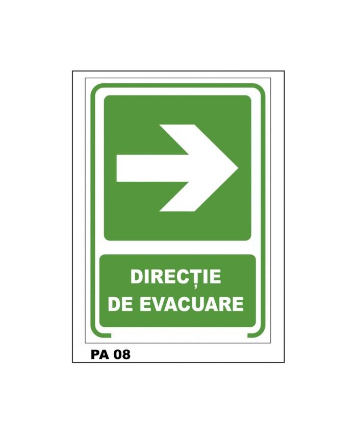 Indicatoare Pentru Directia De Iesire Dreapta