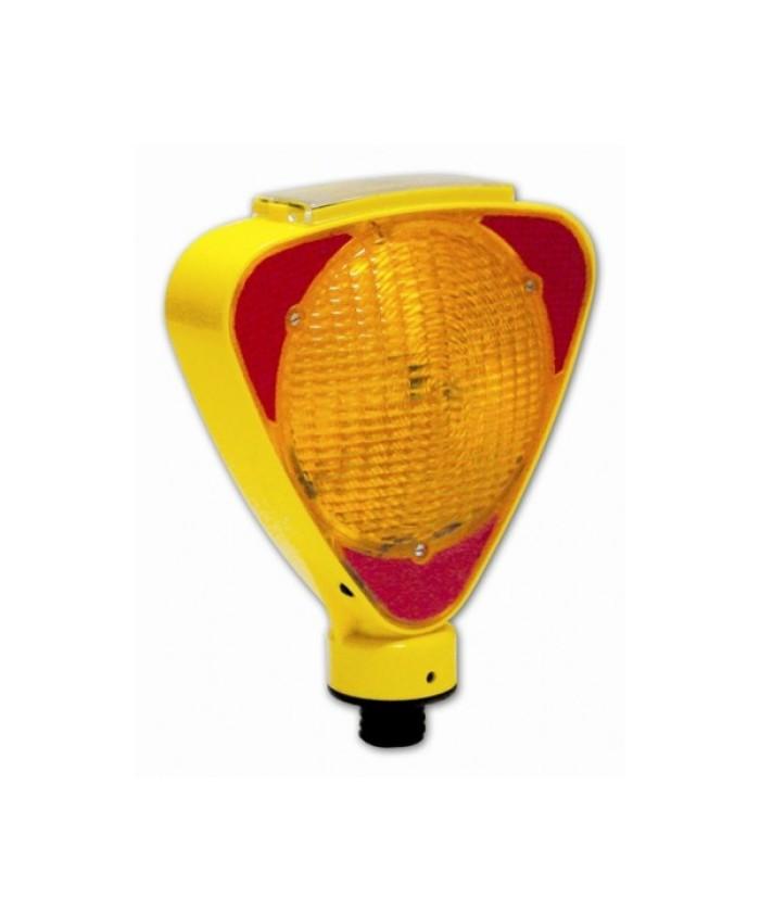 Lampa Solara Pentru Protectie Trafic