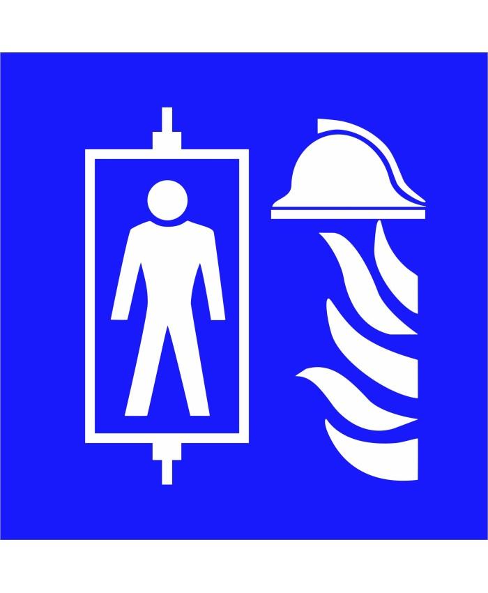 Ascensor pentru pompieri