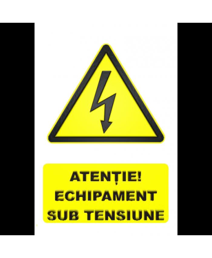 Indicatoare Pentru Echipamente Electrice