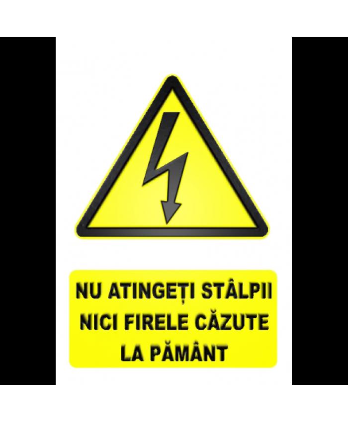 Indicatoare Pentru Stalpi