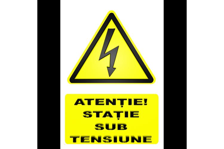 Indicatoare Pentru Statii In Functiune