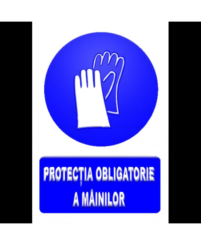 Indicatoare Pentru Protectia Obligatorie