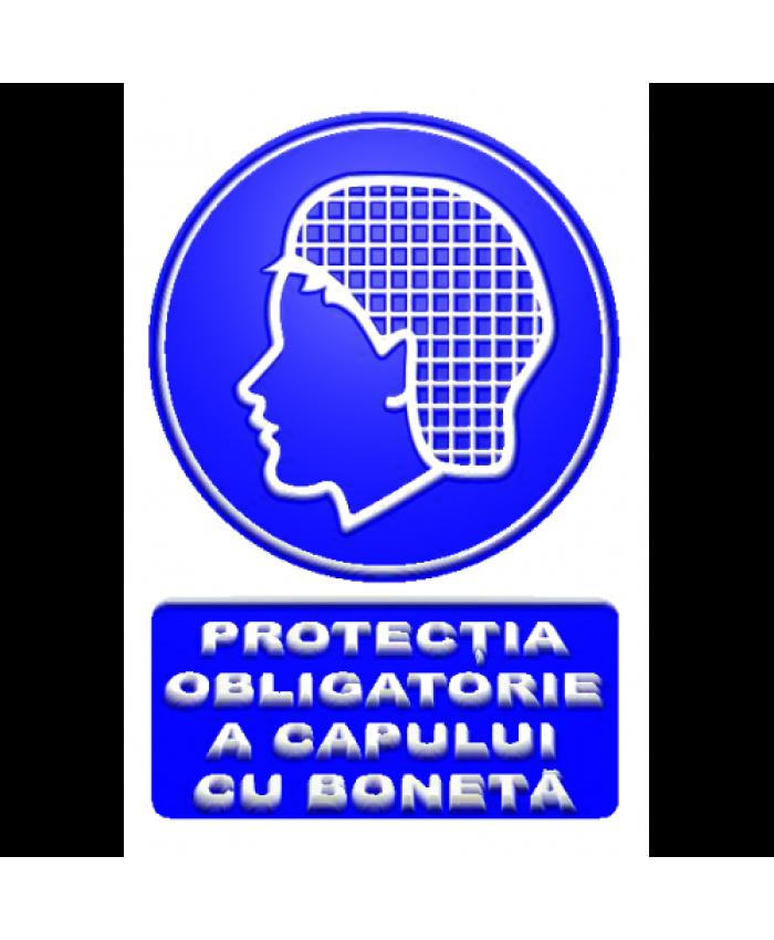 Indicatoare Pentru Protectia Capului